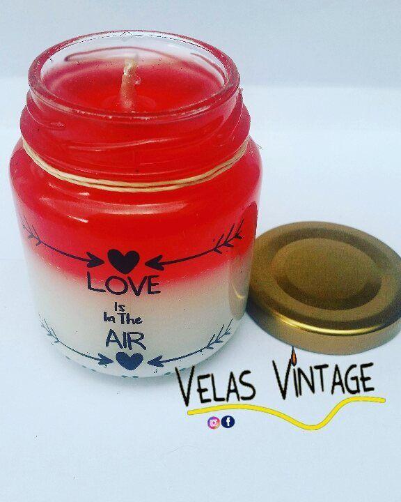 Velas Vintage