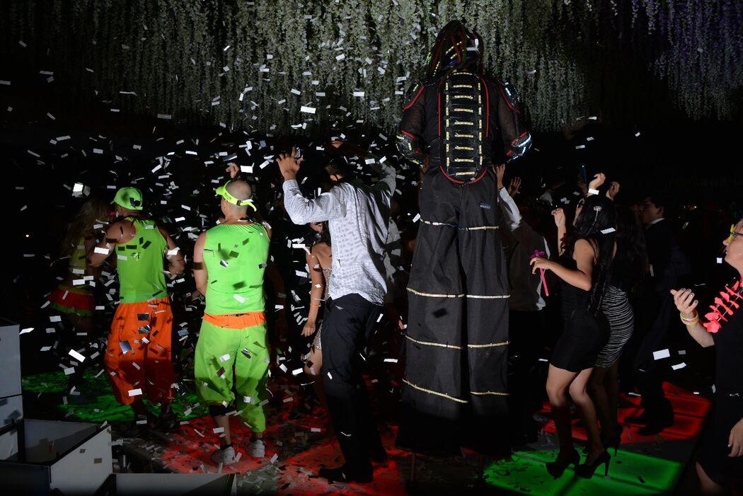 Kimbara Fiestas y Eventos by IQ