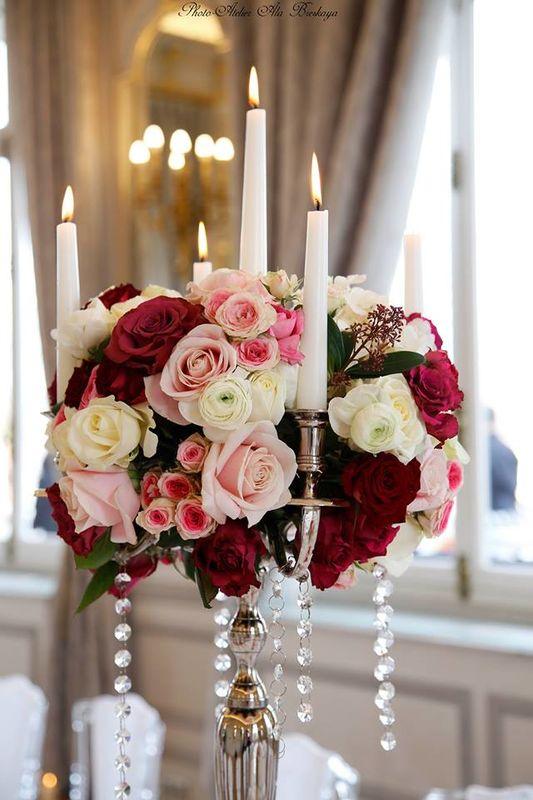 Crédit photo : Photo-Atelier Ala Breskaya / SKL Events & Florals