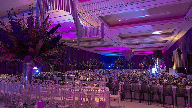 Grand Aqua Salón de Fiestas