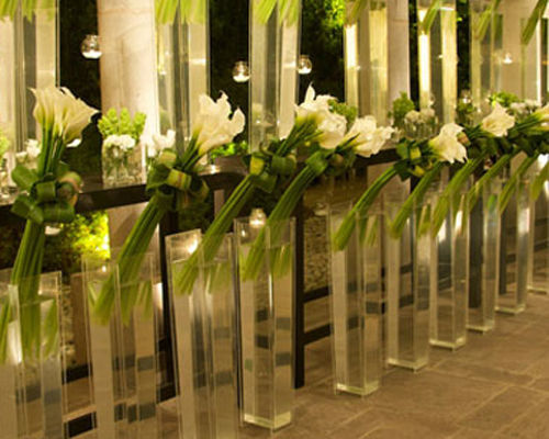 Florestta arte natural bodas for Arreglos florales para boda en jardin