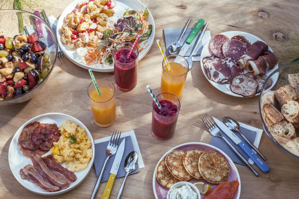 Brunch simple et gourmand - Dans votre petite cuisine