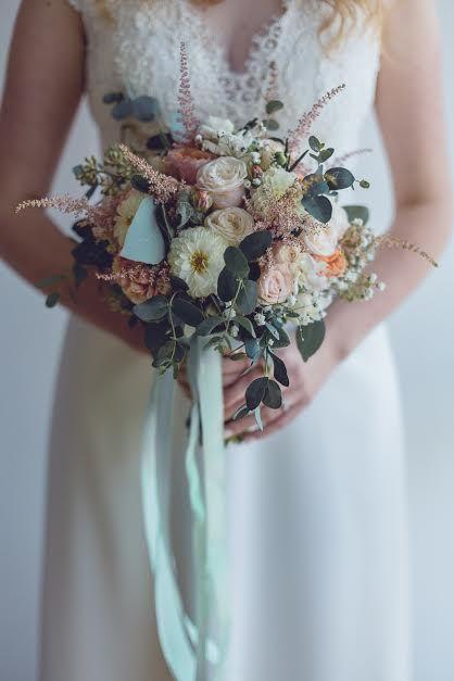 Pastelowe Kwiatki