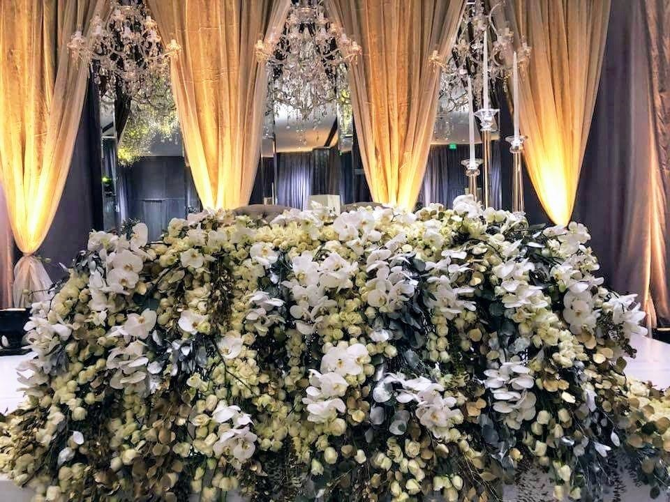 Fabricio González Wedding & Event Planner