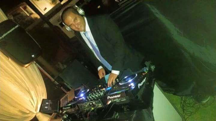 DJ Pablo Vásquez