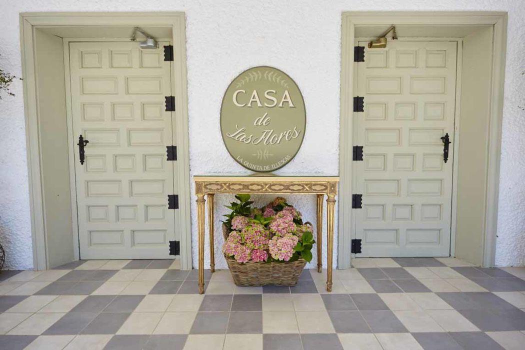 La casa de las Flores