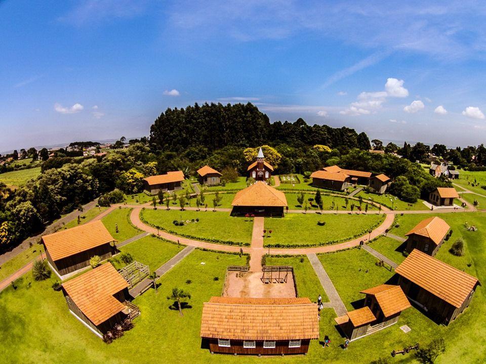 Parque Histórico de Carambeí   Koffiehuis