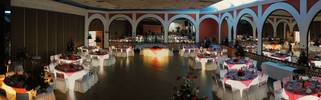 Salones y eventos El Claustro