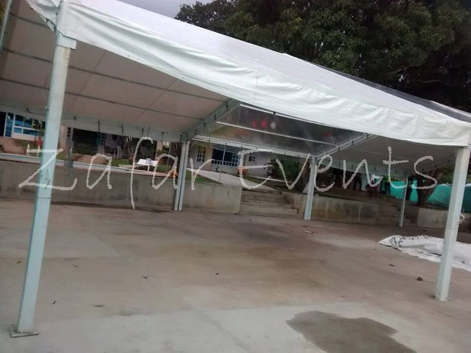 Tents techos & carpas