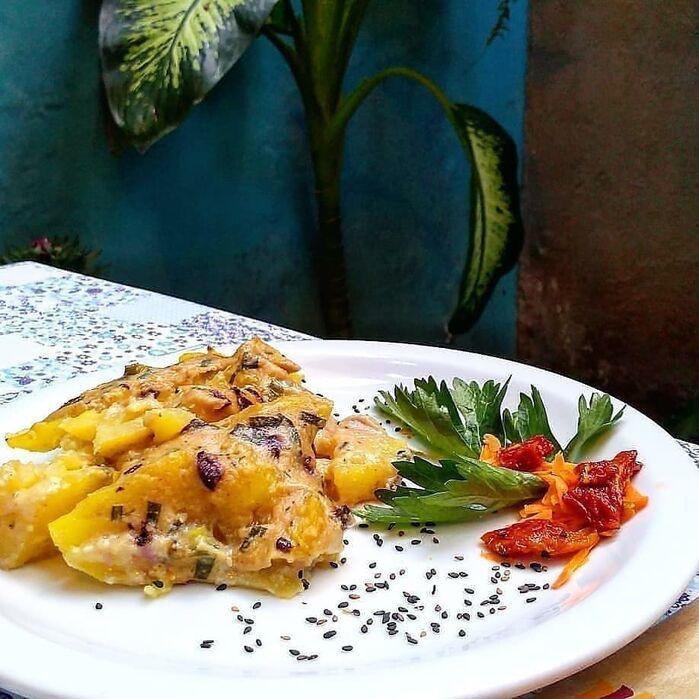 Mandir Restaurante Vegano