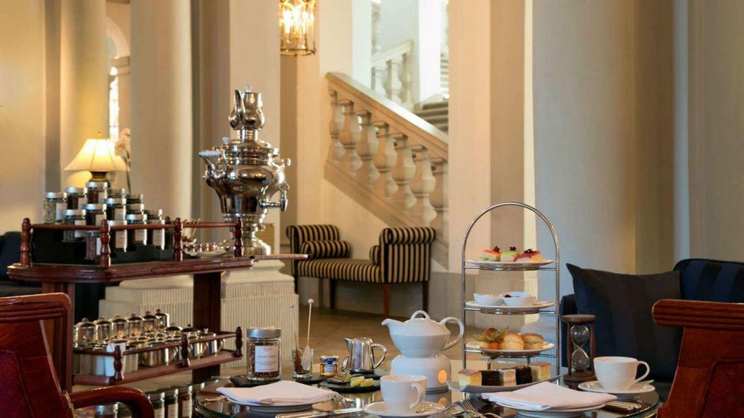 Beispiel: Afternoon Tea, Foto: Hotel Taschenbergpalais Kempinski.