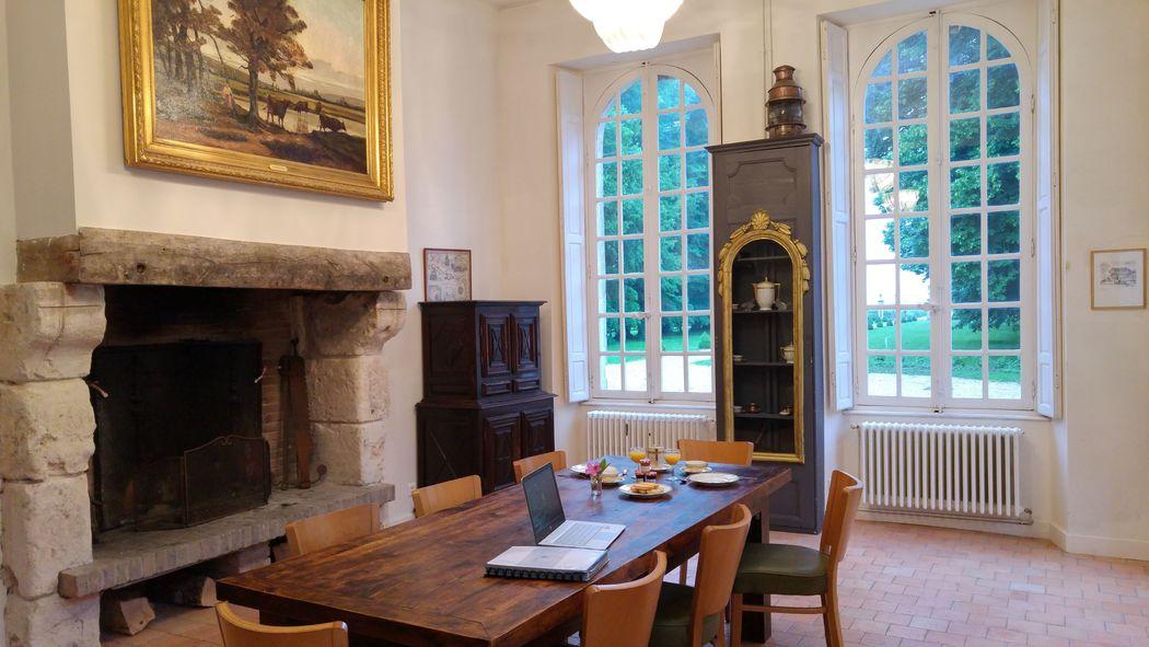 Chateau cuisine seminaire