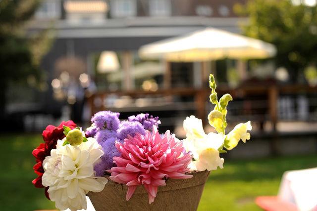 Beispiel: Außenbereich - Flora, Foto: Hotel VIVA CREATIVO.