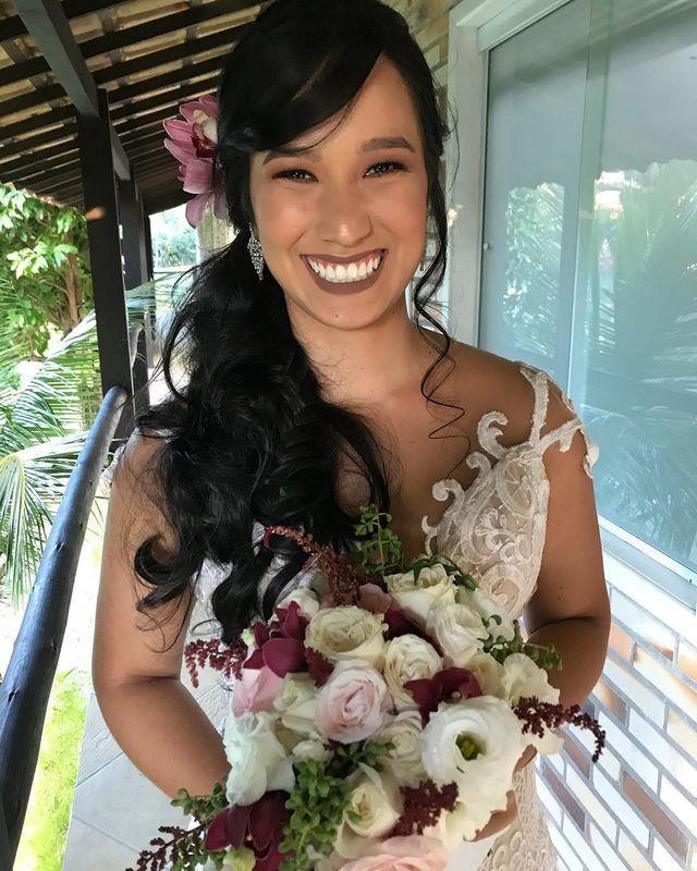 Ana Pizzol - Produção de Beleza de Noivas