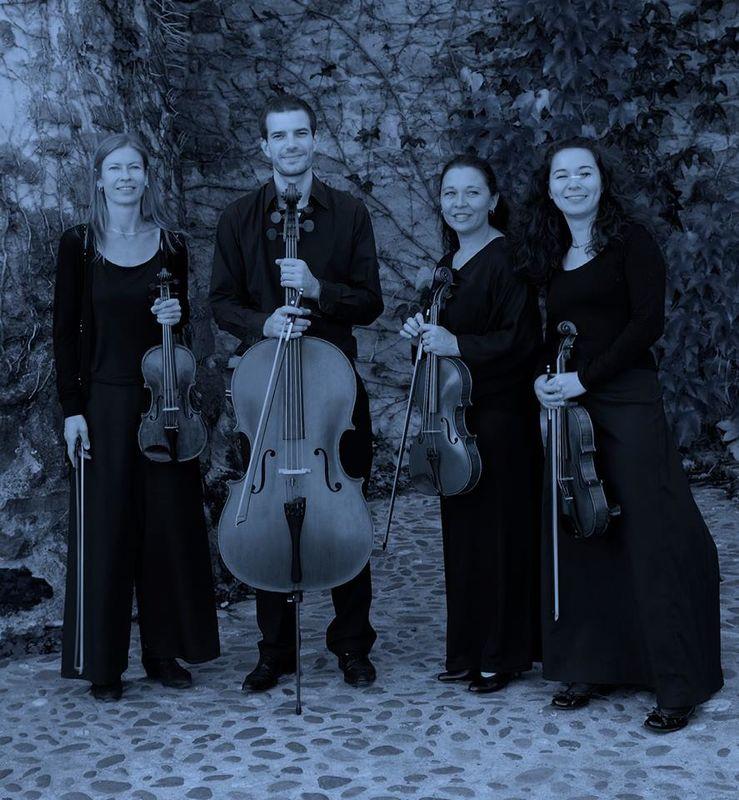 Quatuor Basalte