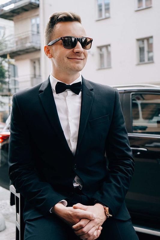 Свадебный ведущий Александр Лисин
