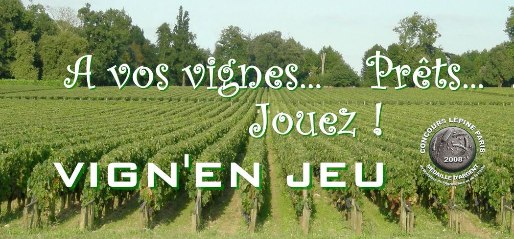 Plus belle la vigne !   Apprenez à la cultiver en vous amusant !