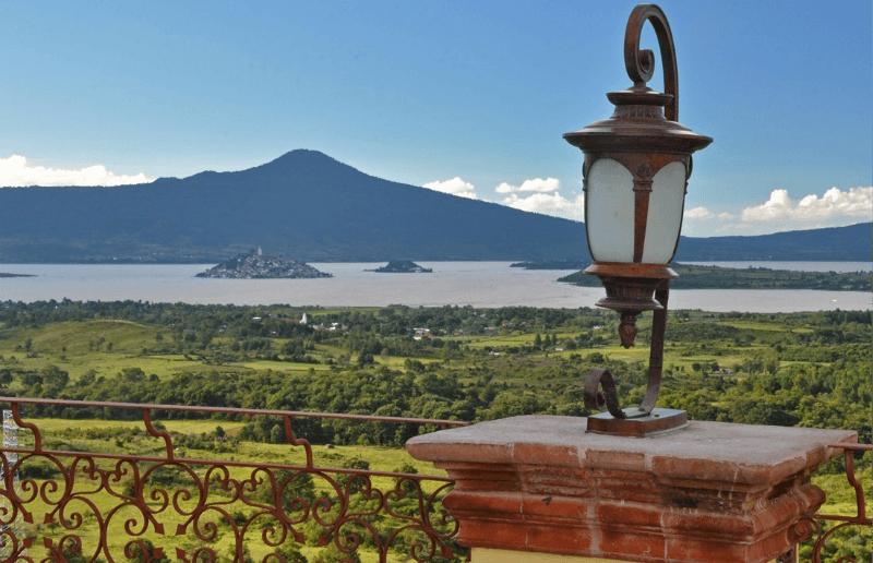 Hotel para bodas en Pátzcuaro - Foto Portón del Cielo