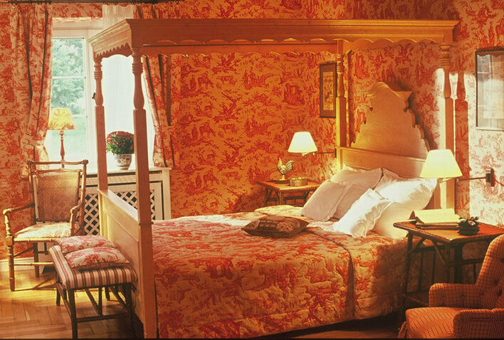 Beispiel: Hotelzimmer, Foto: Romantik Hotel Linslerhof.