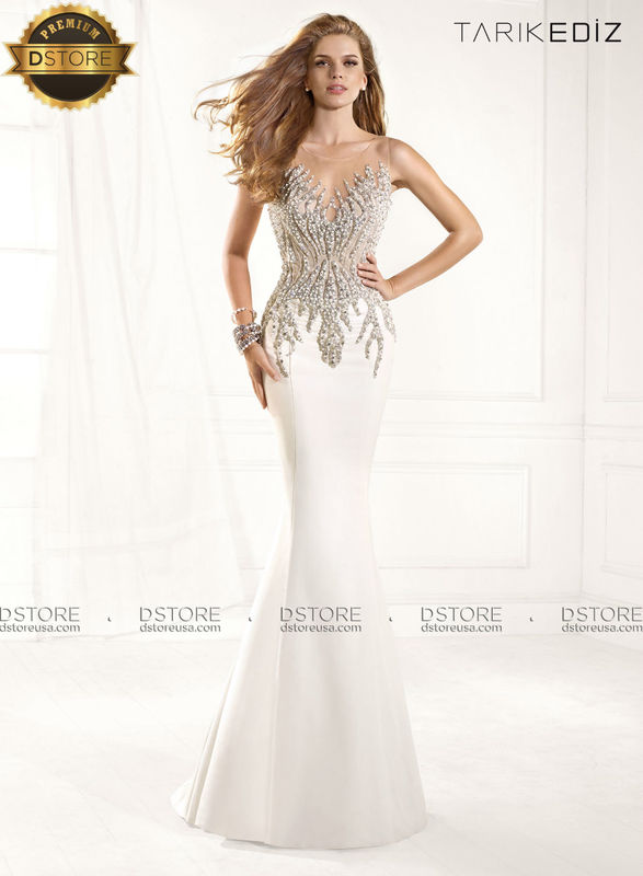 vestido largo couture