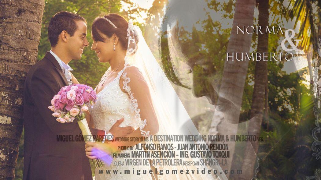 Norma & Humberto Veracruz