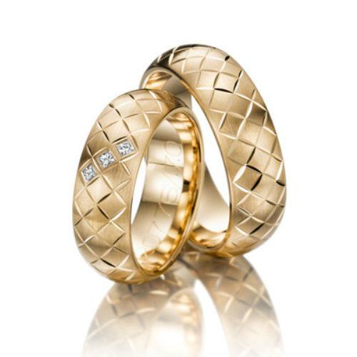 Beispiel: Ringe in Roségold, Foto: Trauring-Studio Dobler-Strehle.