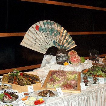Beispiel: Catering-Buffet, Foto: Laupheimer Hof.