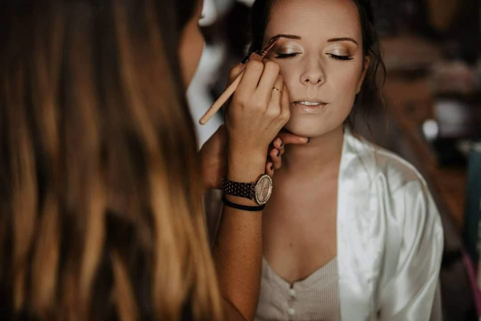 Małgorzata Gałązka Make-up