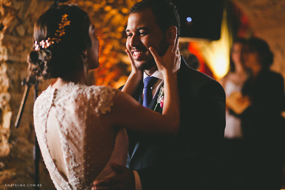 Ana Telma - Casamento: Juliana e Tiago