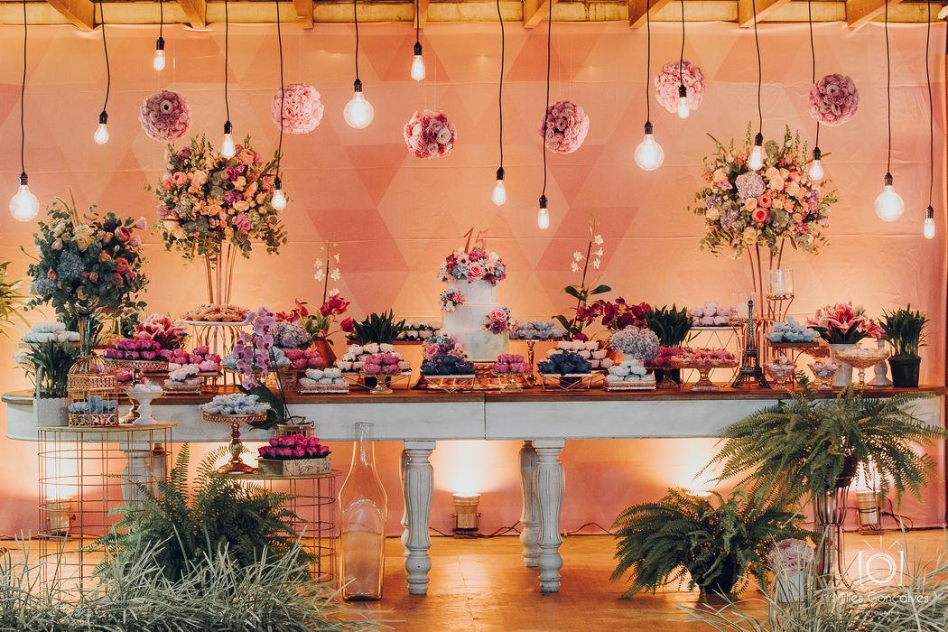 Monique Rebechi Design de Eventos