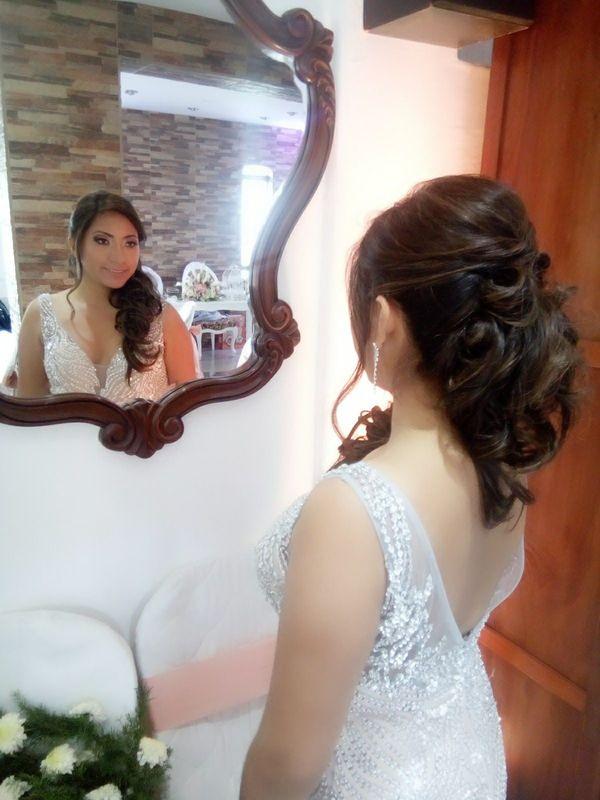 Erika Reyes Make up & Hair Style Profesional