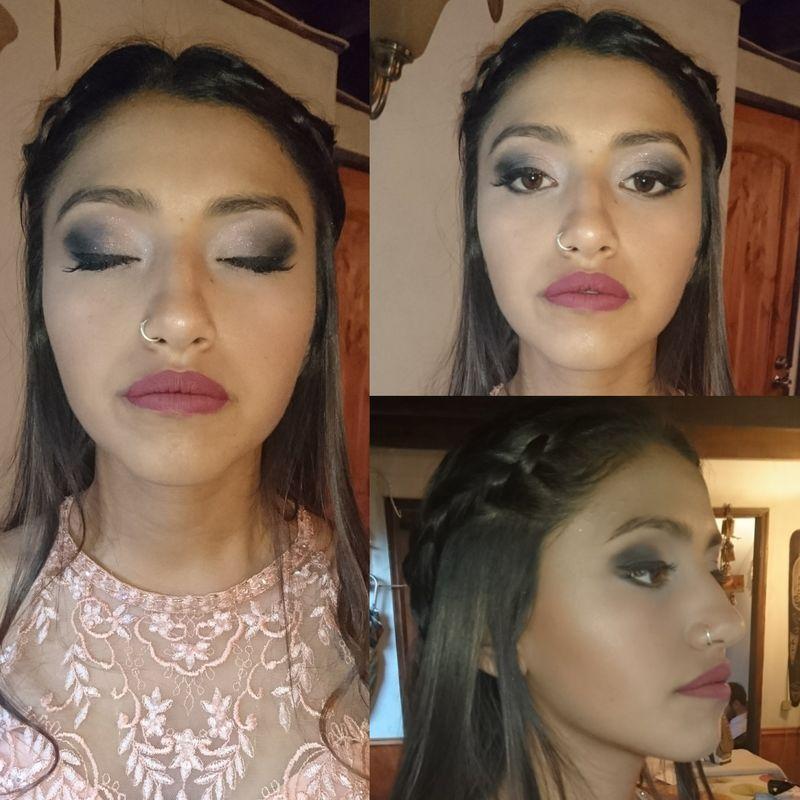 Luz&Sombra/Makeup