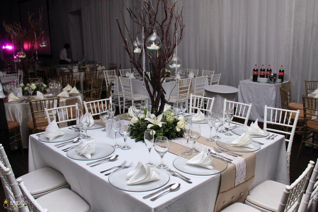 Banquetes Amador