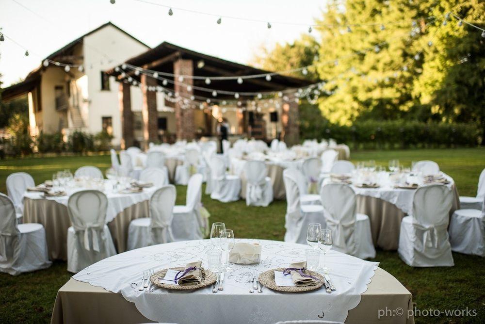 Matrimonio all'aperto