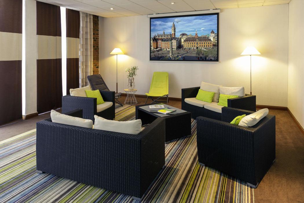 Hotel Mercure Lille Lesquin