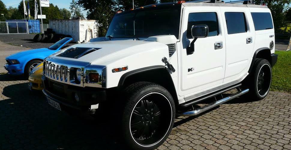 Beispiel: Hummer, Foto: Xclusivecars.