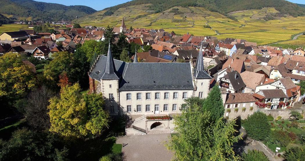 Château de la Confrérie Saint-Etienne Kientzheim