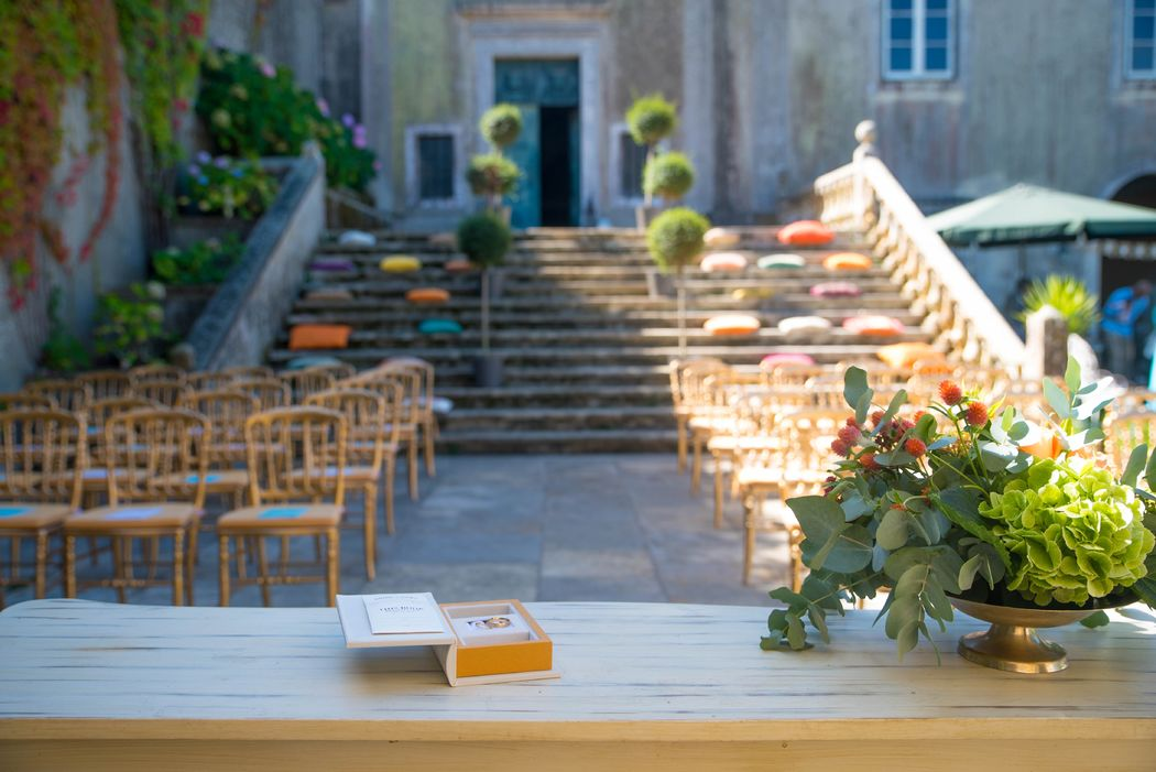 The Quinta - My Vintage Wedding in Portugal