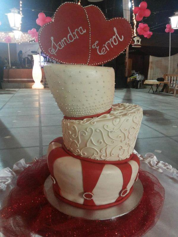 Caked By Vanda