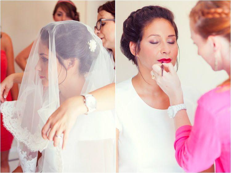 Aude B Colrat Maquillage