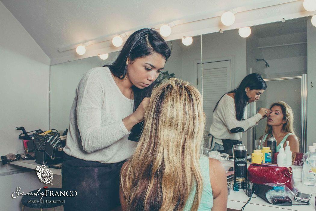 Boda Rounds Albany Ney York www.raymartinezmp.com Maquillaje y peinado  www.sandyfranco.com