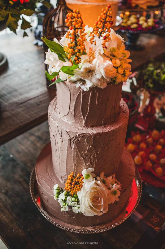 Vintage Cake Chocolate