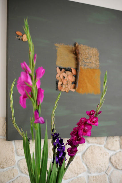 Beispiel: Blumendekoration, Foto: Hotel VIVA CREATIVO.