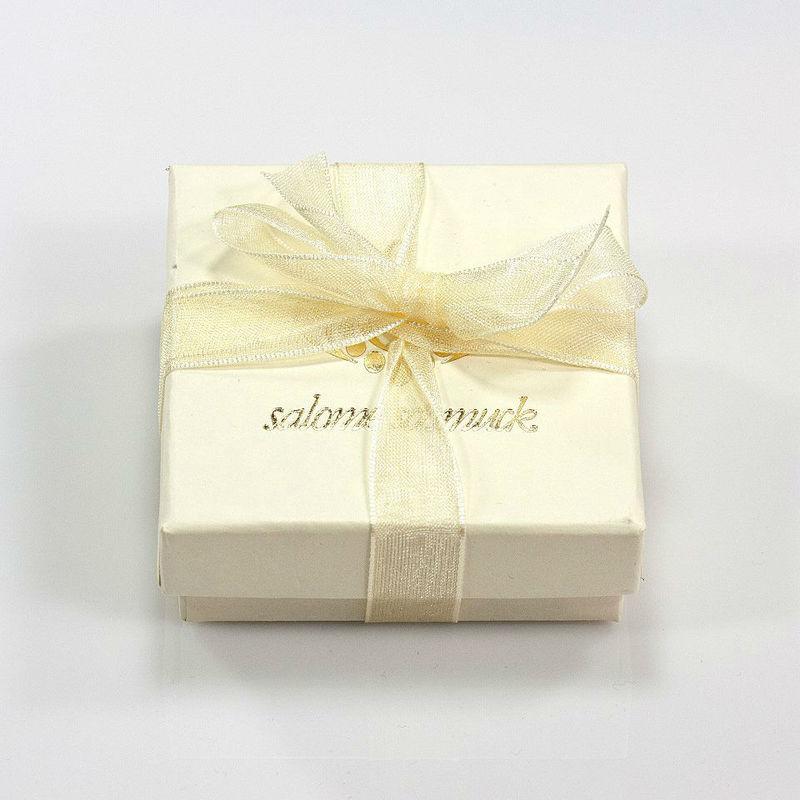 Beispiel: Schöne Schmuckverpackung, Foto: Salome Schmuck.
