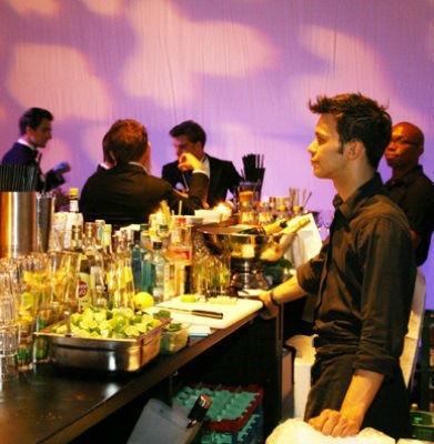Beispiel: Von Fingerfood bis Buffet, Foto: München Catering.