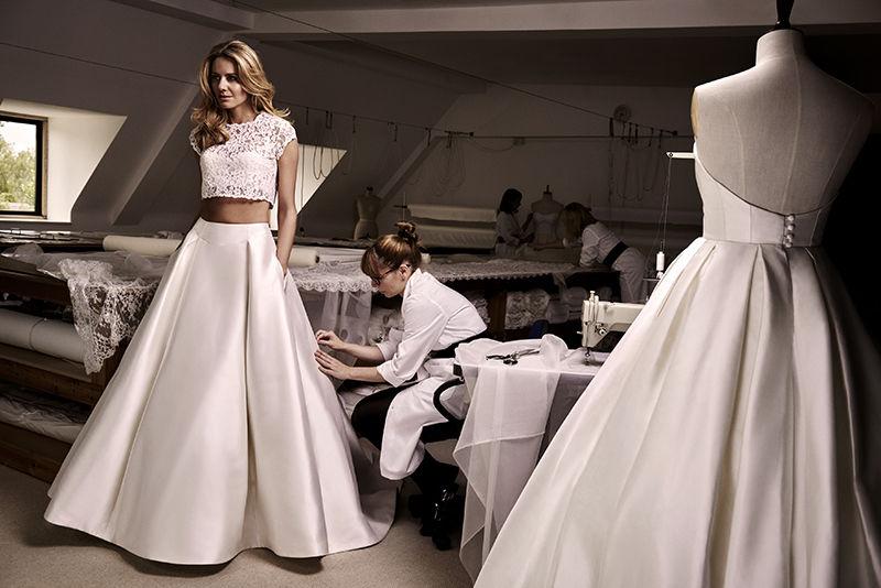 Caroline Castigliano Anya Top and Angelika Skirt
