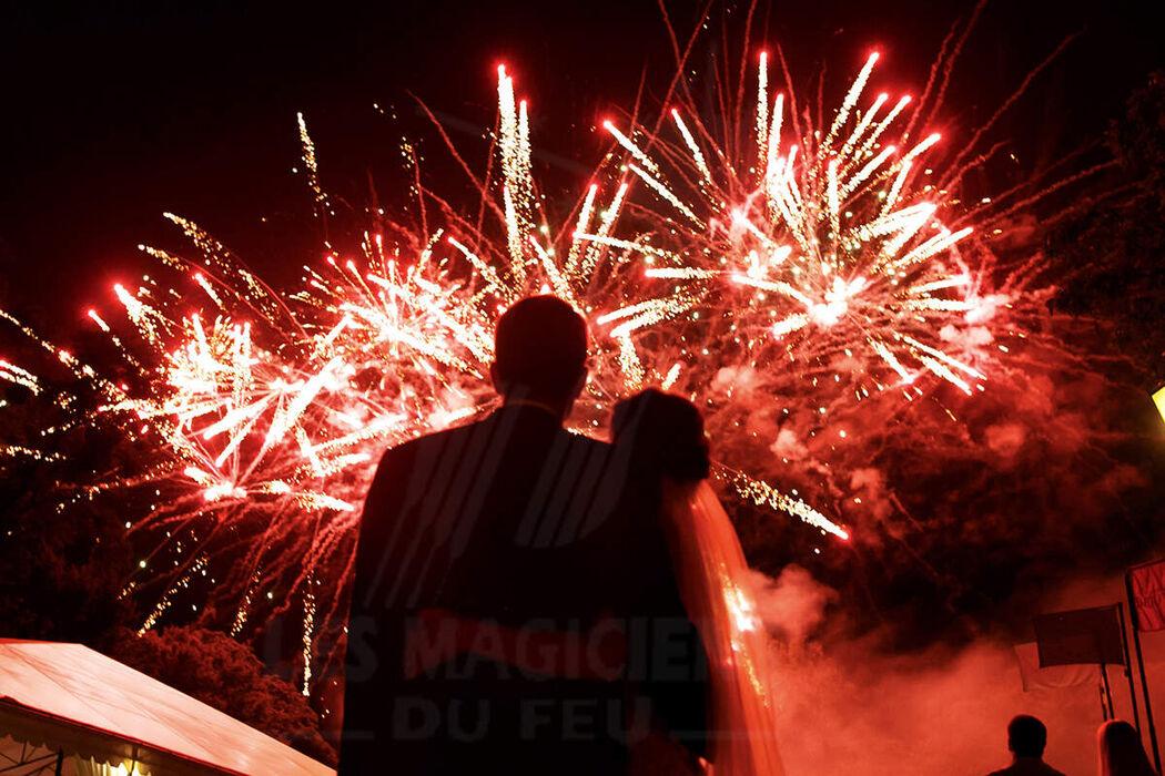 """Les Magiciens du Feu """"d'artifice"""""""