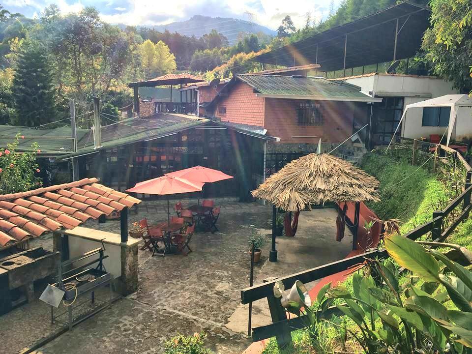 Finca Hotel Santo Tomás