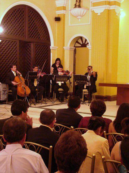 Cuarteto Paganini