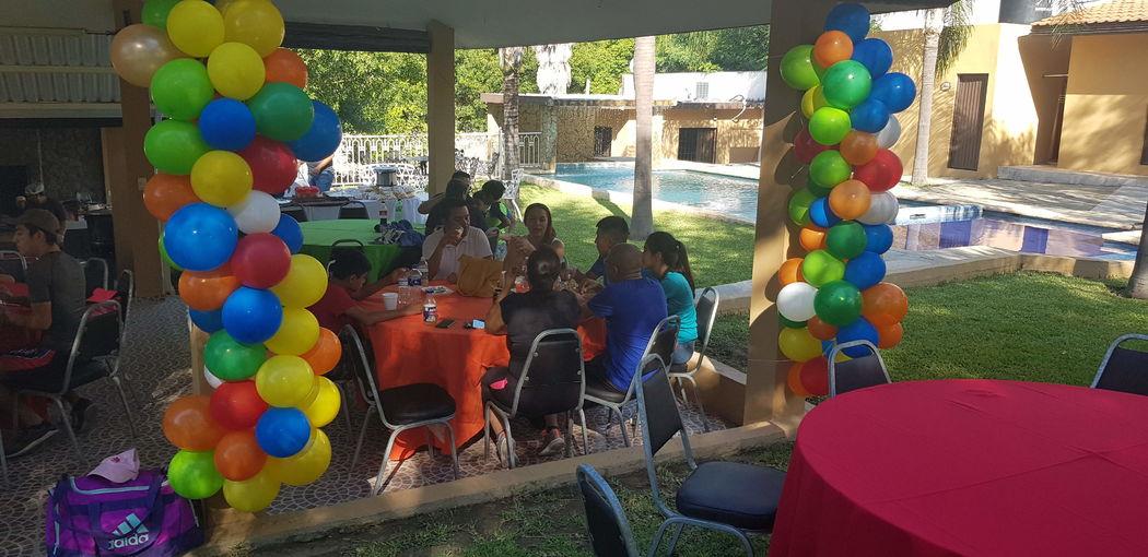 La Noria Eventos Jardín & Salón
